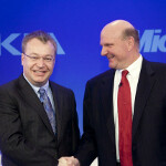 Nokia CEO talks about his firm's