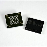 Samsung announces smaller and faster 64 GB memory chips for phones and tablets