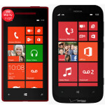 Verizon: HTC 8X and Nokia Lumia 822 in stores; Best Buy offering black Nokia Lumia 822 for $49.99