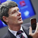 RIM's Heins: iOS is a downsized PC platform, BB 10 is true mobile computing