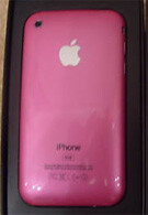 iPhone 3G coming in pink?