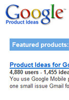 Lend your voice to Google Mobile's development