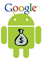 Google allows sale of applications for Android