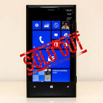 Nokia Lumia 920 sold out in Germany