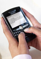 New text messaging record broken by O2