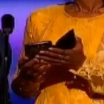 Samsung Galaxy Note II used to announce winners at American Music Awards