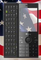 The HTC S743 comes specially designed for the US