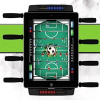 Classic Match Foosball table might just be the coolest $100 iPad accessory yet