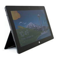 Microsoft Surface tablet handles 7 USB gadgets at a time in this video