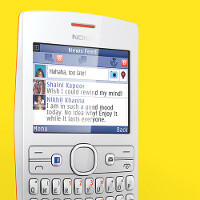 "Nokia Asha 205 ""Facebook phone"" unveiled"