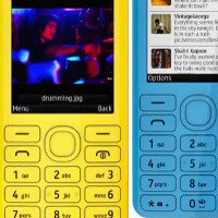 Nokia 206 announced, pays homage to Nokia 6300