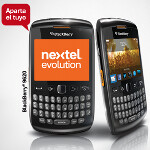 Confidential document leaks the specs of the BlackBerry Patagonia 9620, coming to Nextel Mexico