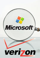 Verizon pick Microsoft as their mobile search provider