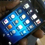 More BlackBerry 10 L-Series photos, new icons, back-side, settings