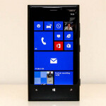 Nokia Lumia 920 sent into