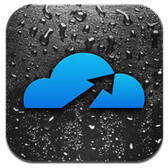 This app can give you a precise, minute-by-minute weather forecast