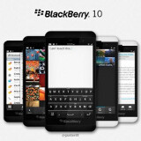 BlackBerry 10 L-series phone stars in a picture with iPhone 5, Lumia 920 and Galaxy Note