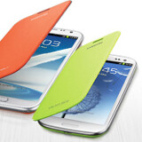 Samsung launches a series of new protective covers for the Galaxy S III and Note II