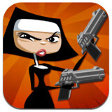 Nuns are on offense in Nun Attack for Android and iOS