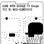 New Google TV device visits the FCC, the ASUS Qube