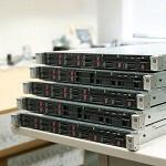 HP/Gram donated 5 heavy duty servers to WebOS Ports