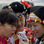 1.1 billion Chinese use cellphones; Android owned 90.1% of the Chinese smartphone market during Q3