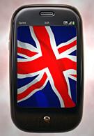 Palm Pre to get U.K. release