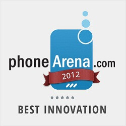 PhoneArena Awards 2012: Best Innovation