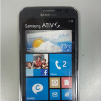 Samsung ATIV S dummy units arriving in stores