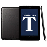 Only in the UK: subscribe to The Times and get a Google Nexus 7 on the cheap