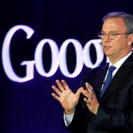 Google's Eric Schmidt on the relationship with Apple: the adults are talking now