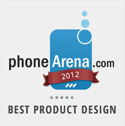 PhoneArena Awards 2012: Best Product Design