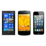 Android may be 70% of smartphone shipments in 2013, Windows Phone up 150%