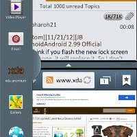 Got Samsung Galaxy S II ? You can now have the multi-window app mode ported to it