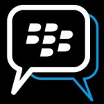 BBM on BlackBerry 10 shows you recommended contacts with BlackBerry Messenger