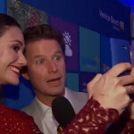 Hollywood starlets come out for Microsoft's All Access Holiday Party