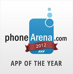 PhoneArena Awards 2012: App of the year