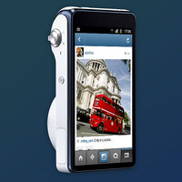 Win a Samsung Galaxy Camera by snapping a photo of London or New York