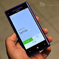 Windows Phone 8 software update rolling out to the HTC 8X