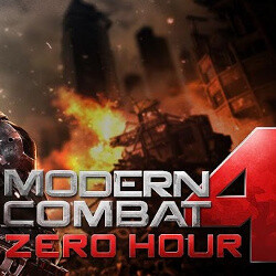 Modern Combat 4: Zero Hour serves impressive graphics, now arrives on Android