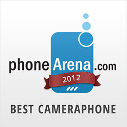 PhoneArena Awards 2012: Best Cameraphone