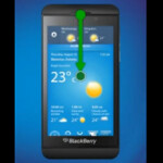 Another BlackBerry 10 video tutorial leaked