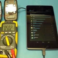 Google Nexus 7 hack adds wireless charging, voids warranty