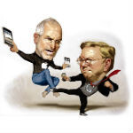 """Eric Schmidt says Android is """"winning [the] war"""" against Apple"""