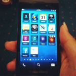 Video shows BlackBerry 10 L-series in action