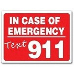 FCC mulls requirement for internet based messaging to be able to send to 911 also