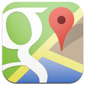 Google Maps surges to the top spot on Apple App Store's free app list in just 7 hours