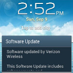 Verizon to update Samsung Galaxy S III to Android 4.1 starting on Friday