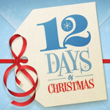 Apple's 12 Days of Christmas app is back once again to bring us free goodies