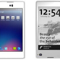 Yota Phone dual-screen with e-Ink Android smartphone gets a full video demo